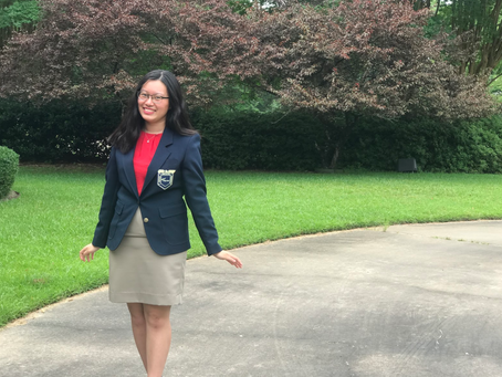 Hana Le: The Importance of Self-Initiative in FBLA and Beyond