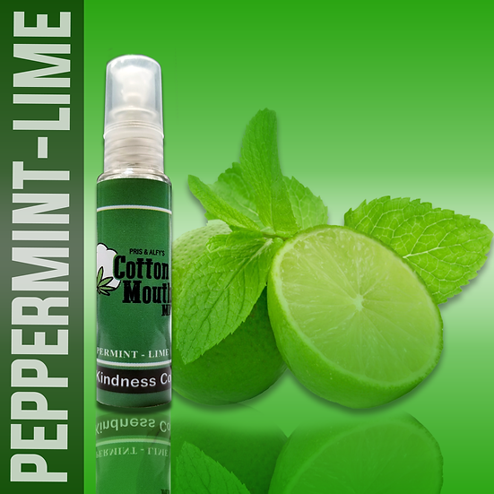 Peppermint - Lime