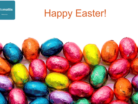 Easter wishes from automattis!