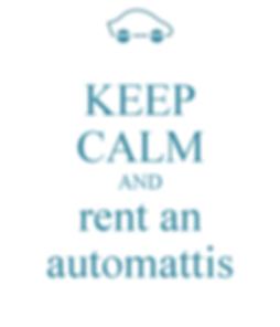 automattis ενοικιαση αυτοκινητων