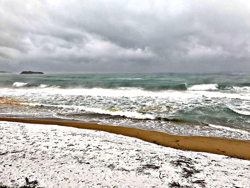Karteros beach in Heraklion