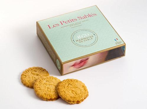 Franse Zoentjes - Les Petits Sablés au pur beurre frais