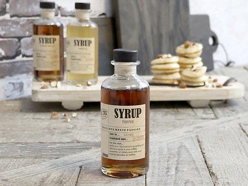 Siroop - Toffee