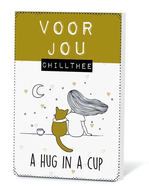 Thee in een kaart - A hug in a cup