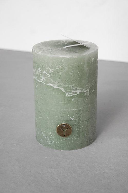 Kaars - Brynxz groen L