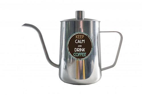 Keep calm & drink coffee