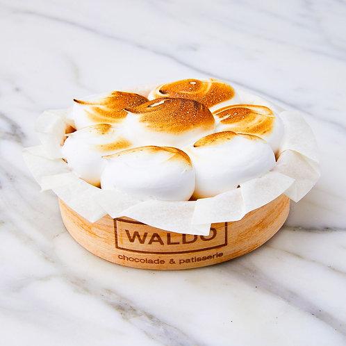 Lemon pie meringue | mini-taartje