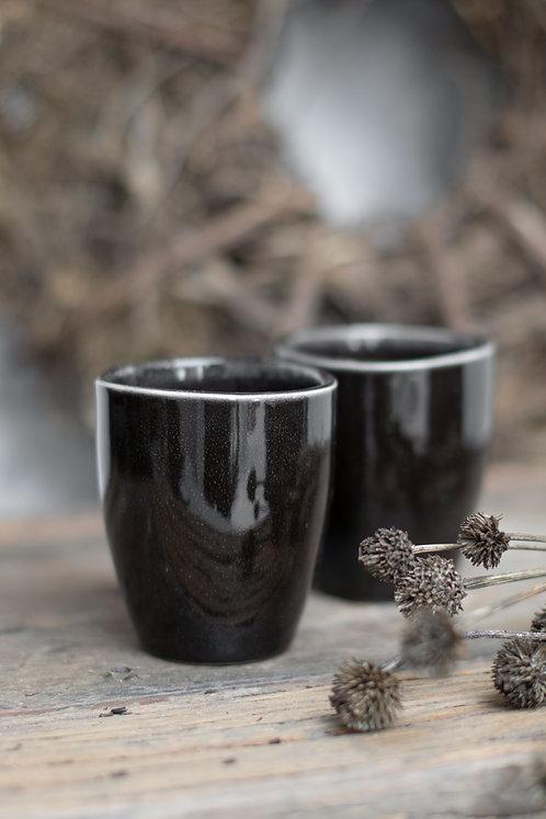 Espresso mok Broste Nordic Coal
