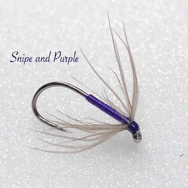 Snipe & Purple