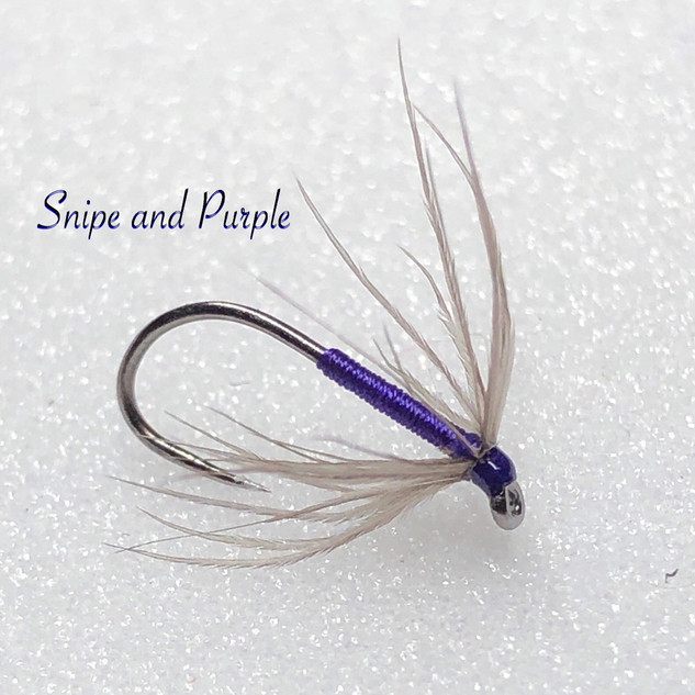 Snipe & Purple