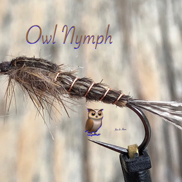 Owl/Otter Nymph