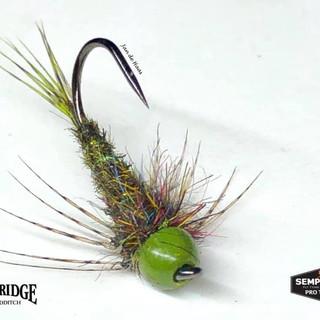 Green Bead Nymph