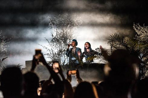 TOKiMONSTA and Yuna at IDENTITY Festival 2019
