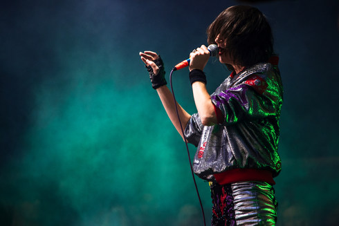 Yeah Yeah Yeahs at The Ohana Festival 2018