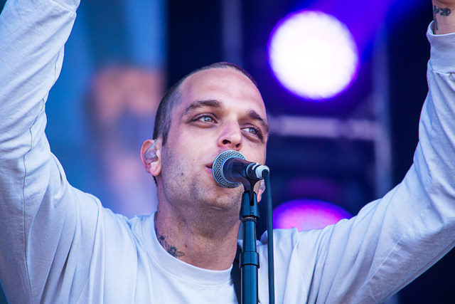 Sir Sly at Sun God 2018