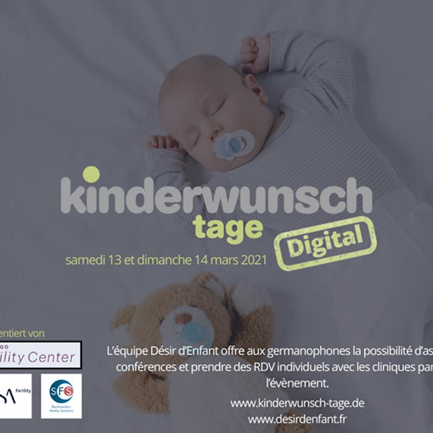 Kinderwunsch Tage Digital