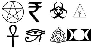 Símbolos. Sobre el lenguaje secreto.