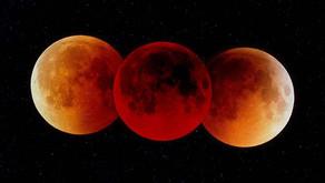 Que nos esta indicando el cielo.... sobre eclipse y otros planetas.