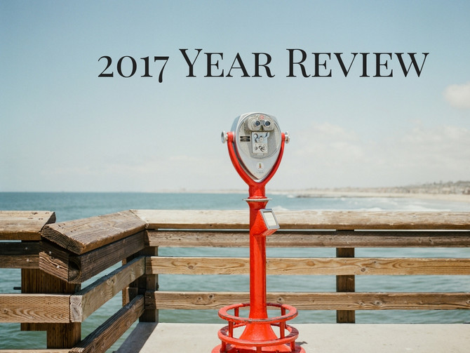 2017 Year Review