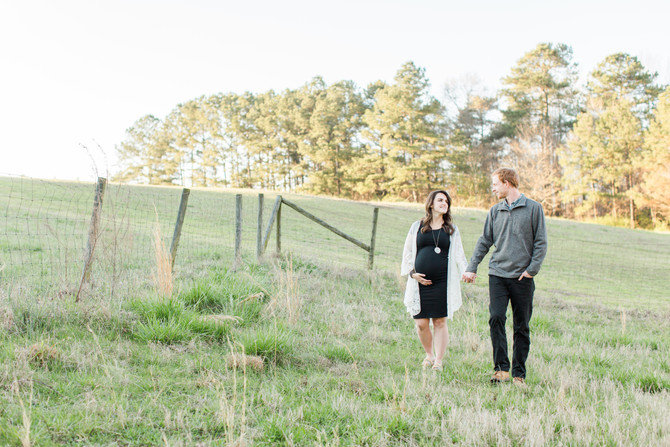 Alligood Family Maternity | Gwinnett Lifestyle Photographer