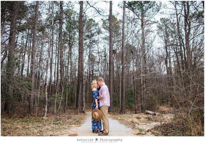 Maci & Matt Engaged   Tribble Mill Park