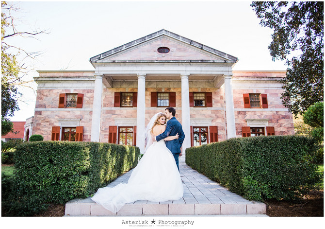 Christine & Michael | The Tate House | North Georgia Wedding Photographer