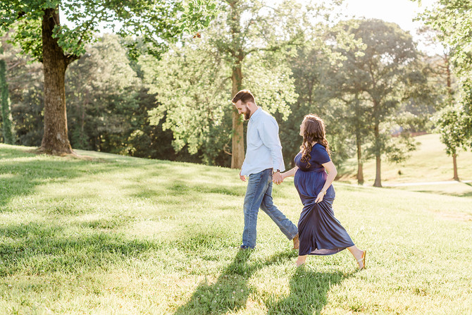 Turner Family Maternity | Gwinnett Lifestyle Photographer