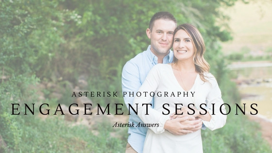 Why should my Wedding photographer do my Engagement photos? | Asterisk Answers