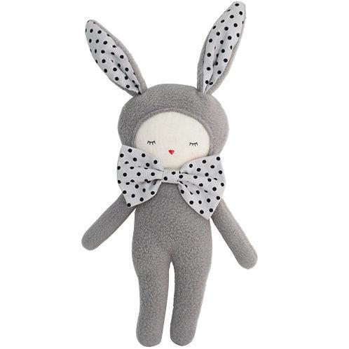 Alimrose Dream Baby Bunny 20cm Grey