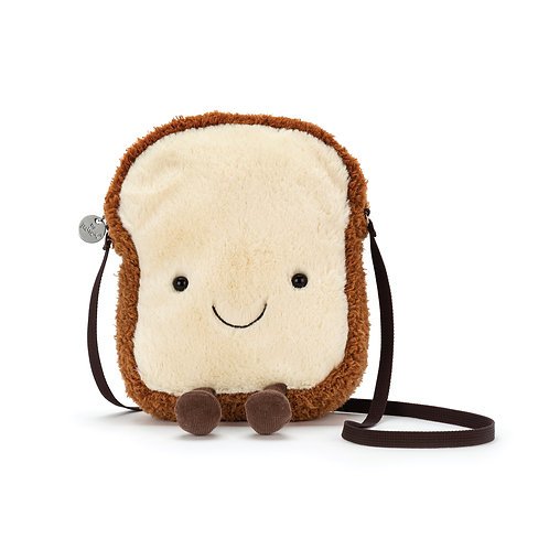 Jellycat Amuseable Toast Bag