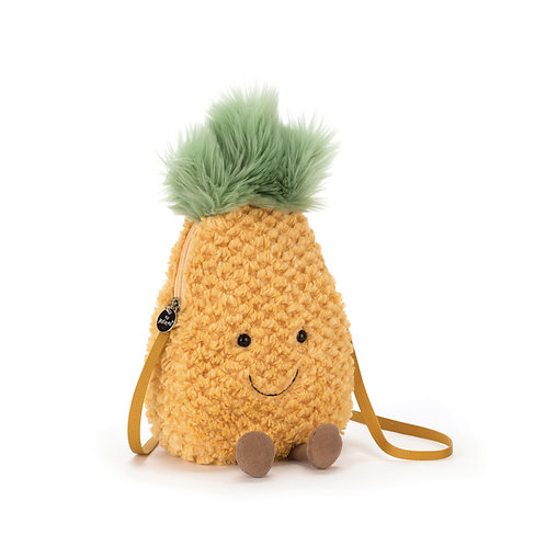 Jellycat Amuseable Pineapple Bag
