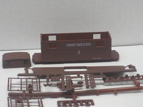 Bowser Long Island Caboose #2 kit