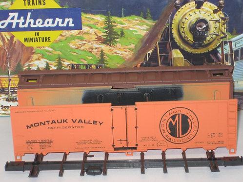 Montauk Valley 40' Orange Reefer