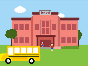 GET BACK TO SCHOOL!