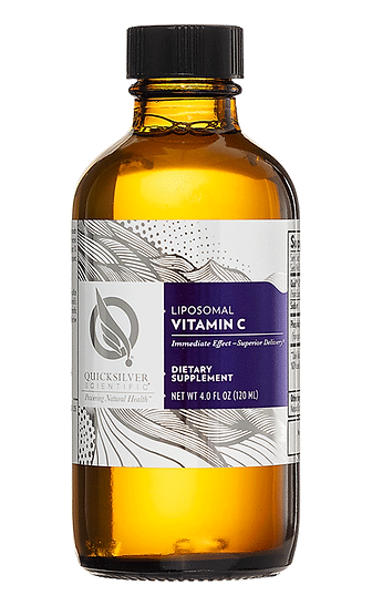 Liposomal Vitamin C (120ml)