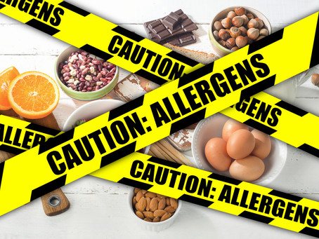 Food Allergies, Sensitivities, and Intolerance