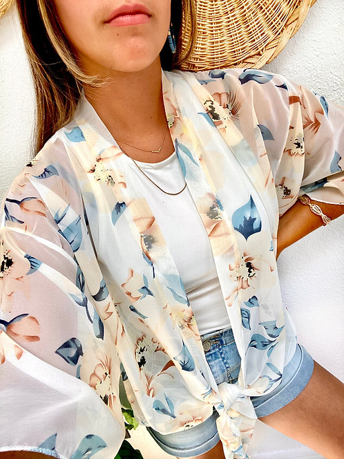 The Estelle Kimono