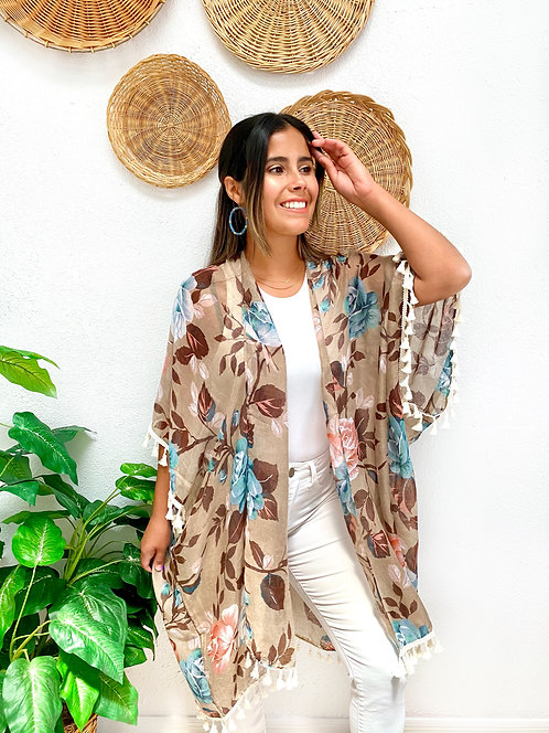 The Celine Kimono