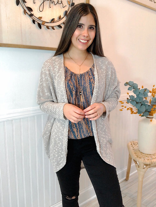 The Transitional Cardigan