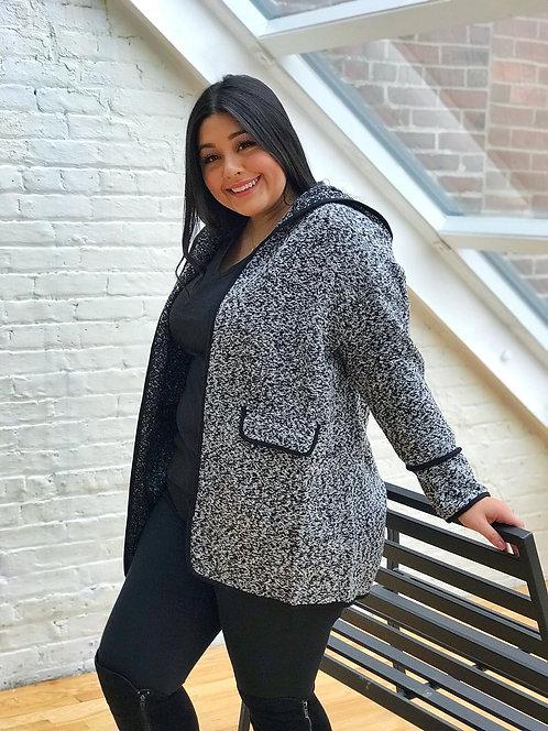 The Gray Black Jacket