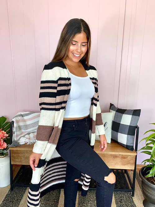 The Lucy Cardigan