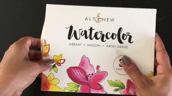 Altenew Watercolors