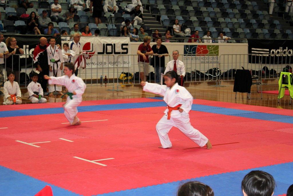 2014 JKA Nat. Championships Melboure