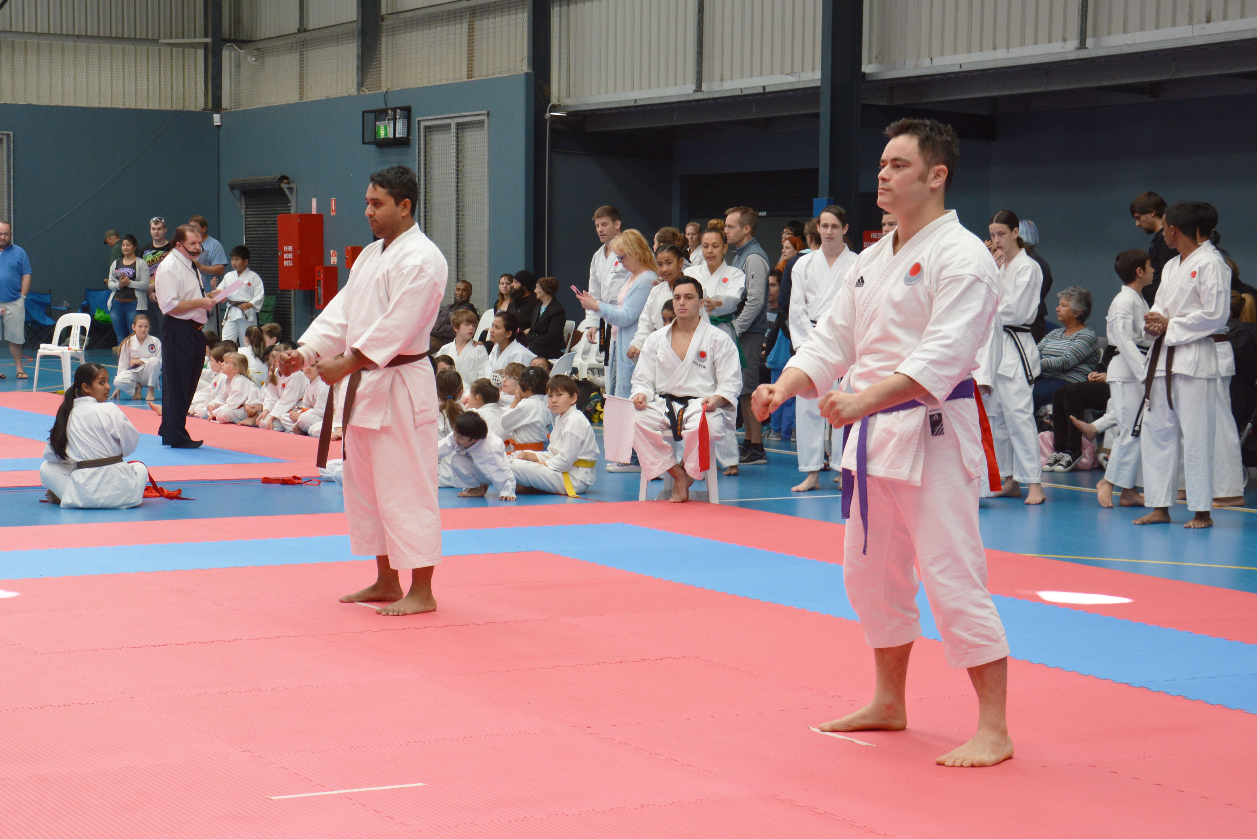 2014 Brisbane All Shotokan Cup