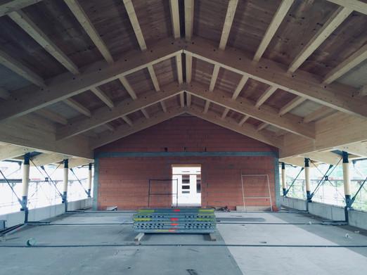 Rathaus Bad Tölz// Energetische Sanierung/ Anbau und Aufstockung/ Denkmalschutz/ Möbelplanung/ Projektleitung für manuplan/
