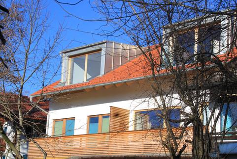 Mehrfamilienhaus Bad Tölz// Aufstockung/ Planung und Bauleitung/
