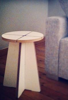 Möbeldesign - Hocker StoolX