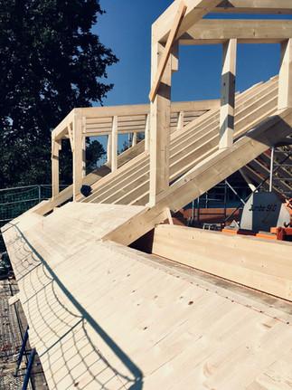 Bauen im Bestand - Erweiterung und Anbau