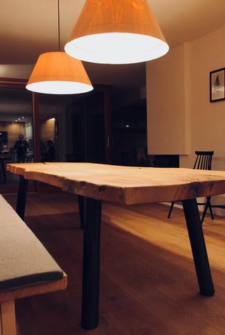 Einfamilienhaus Antdorf// Möbelplanung/