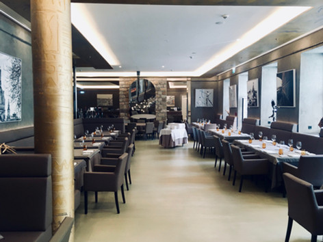 Restaurant Kastenmeiers Dresden// Neubau im Bestand/ Projektleitung für manuplan/